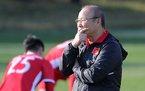 Tuyển Việt Nam đi Asian Cup: Trăn trở phương án B của thầy Park