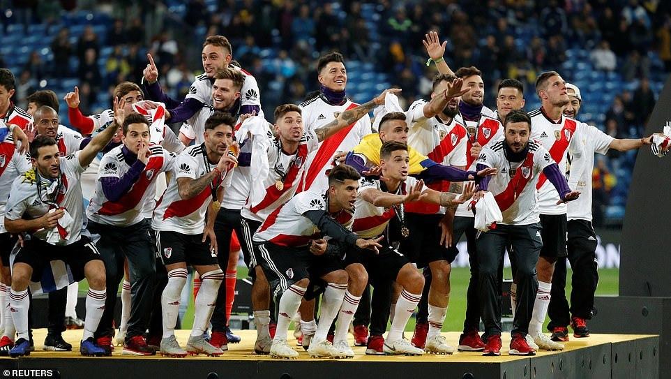 River Plate vô địch Copa Libertadores sau 120 phút nghẹt thở