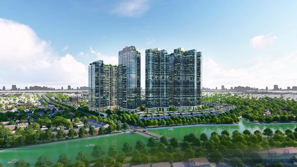 Sunshine City Sài Gòn - dấu ấn Nam tiến của 'ông lớn' BĐS