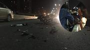 Tai nạn thảm khốc trên cầu Sài Gòn, cha ôm thi thể con trai khóc ngất
