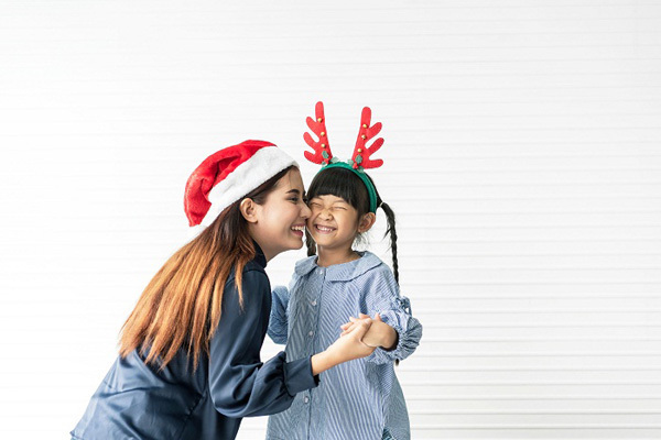Cùng ILA viết nên Giáng sinh ý nghĩa cho con