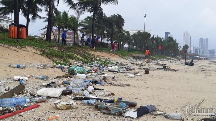 ngập lụt,Đà Nẵng,mưa lớn,ô nhiễm môi trường