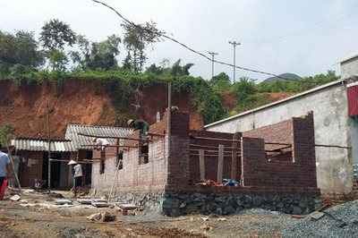 Thêm hàng nghìn ngôi nhà cho hộ nghèo Hà Nội