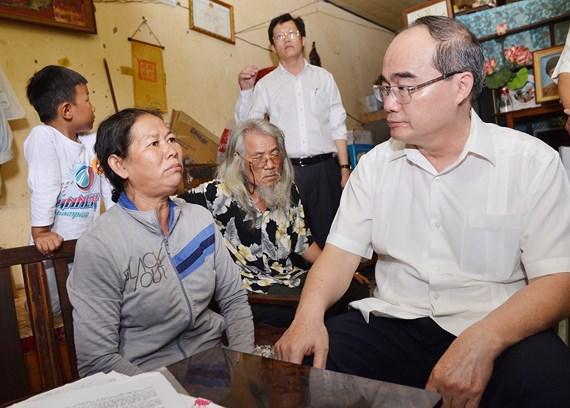 Thủ Thiêm,Thanh tra Chính phủ,khu đô thị thủ thiêm,Nguyễn Thiện Nhân