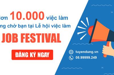 Lễ hội việc làm Job Festival ở Đồng Nai