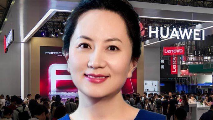 Mỹ,Trung Quốc,Canada,Huawei,Mạnh Vãn Chu