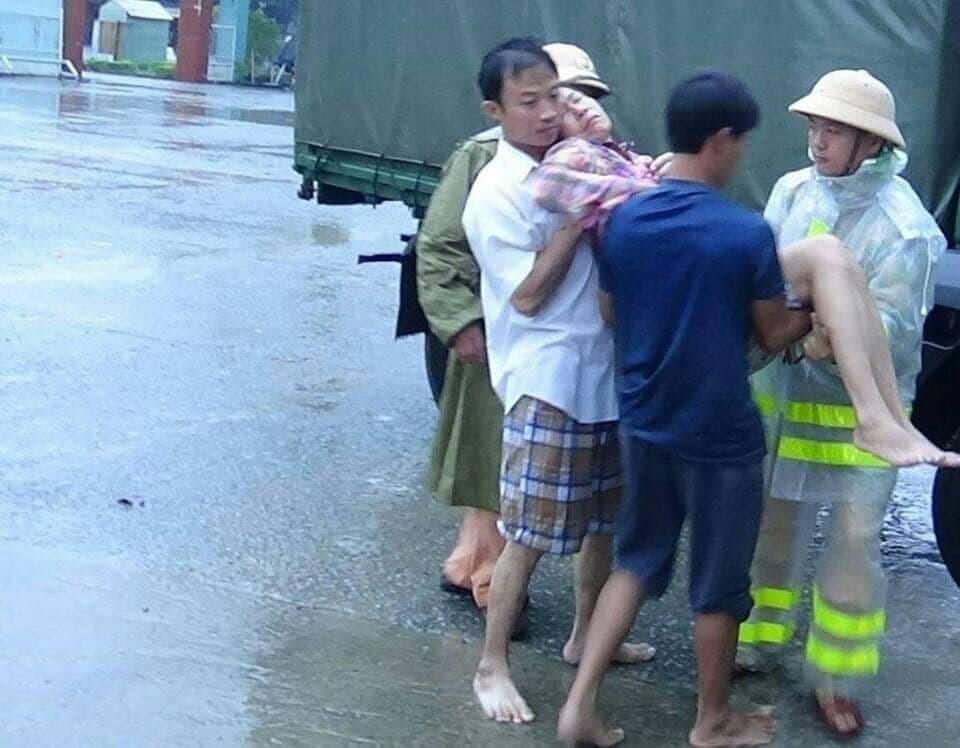 ngập lụt,mưa lũ,Quảng Nam