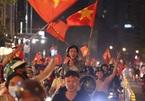 Cấm xe tải vào trung tâm Sài Gòn đêm chung kết lượt đi AFF Cup 2018