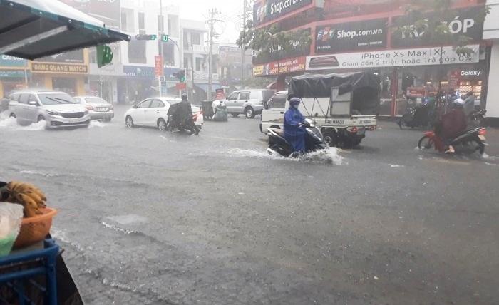ngập lụt,Đà Nẵng