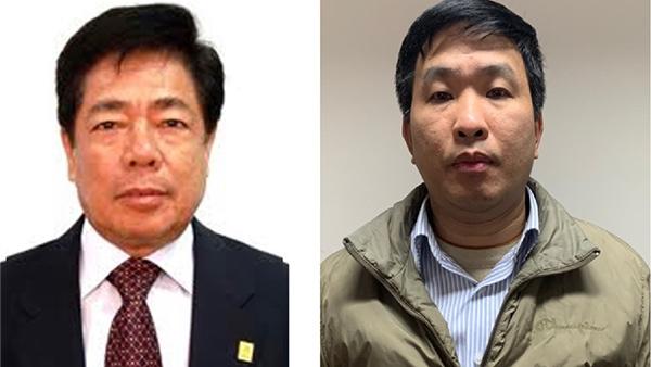 Bắt cựu Tổng giám đốc và Phó tổng giám đốc Vinashin