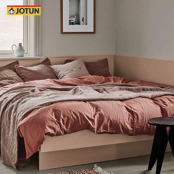 Tân trang nhà đón Tết với BST sắc màu Jotun mới