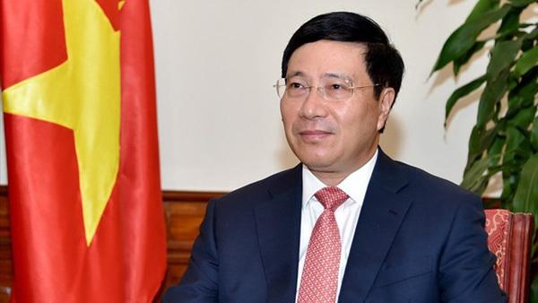nhân quyền,Phó Thủ tướng Phạm Bình Minh