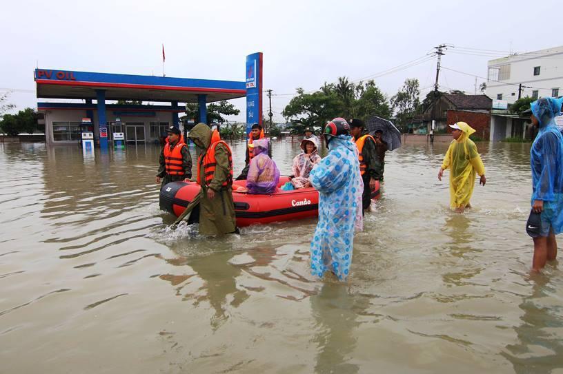 ngập lụt,Quảng Nam,mưa lớn,mất tích