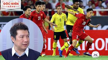 BLV Quang Huy: Đáng ngại nhất là tuyến giữa Malaysia