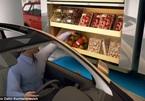 Xem dân cư ở thành phố toàn tỷ phú đi siêu thị