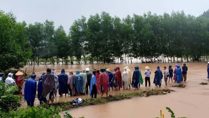 lũ lụt,Thừa thiên huế,ngập lụt
