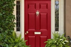 Những màu sơn cửa triệt đường vào nhà của tài lộc