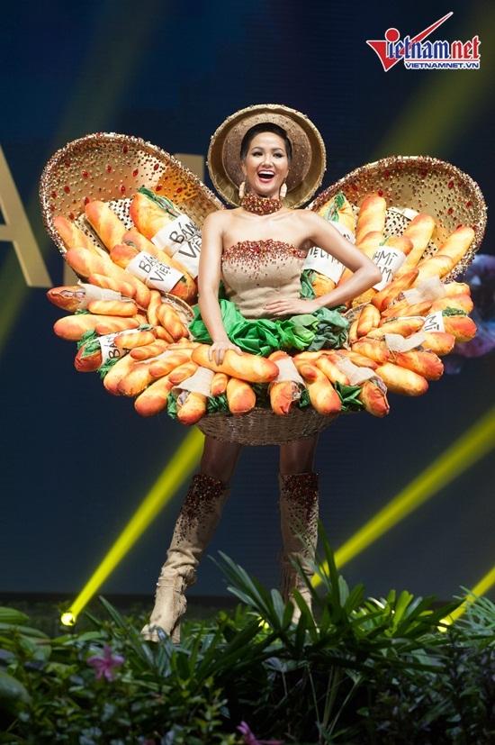 Miss Universe 2018, H'Hen Niê, Hoa hậu hoàn vũ 2018