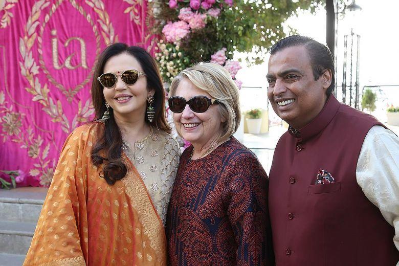 Đám cưới toàn sao nổi tiếng thế giới của con gái tỷ phú giàu nhất châu Á