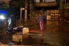 Đà Nẵng thông tin về 'thủ phạm' giật ngã đôi vợ chồng trong mưa lụt