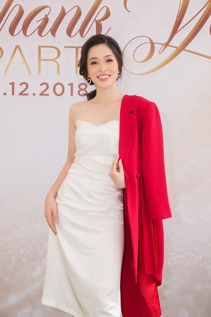 Top 3 Hoa hậu Việt Nam 2018 hội ngộ sau các cuộc thi quốc tế