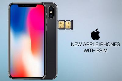 eSIM cho iPhone Xs đã sử dụng được ở Mỹ, sắp có tại Việt Nam
