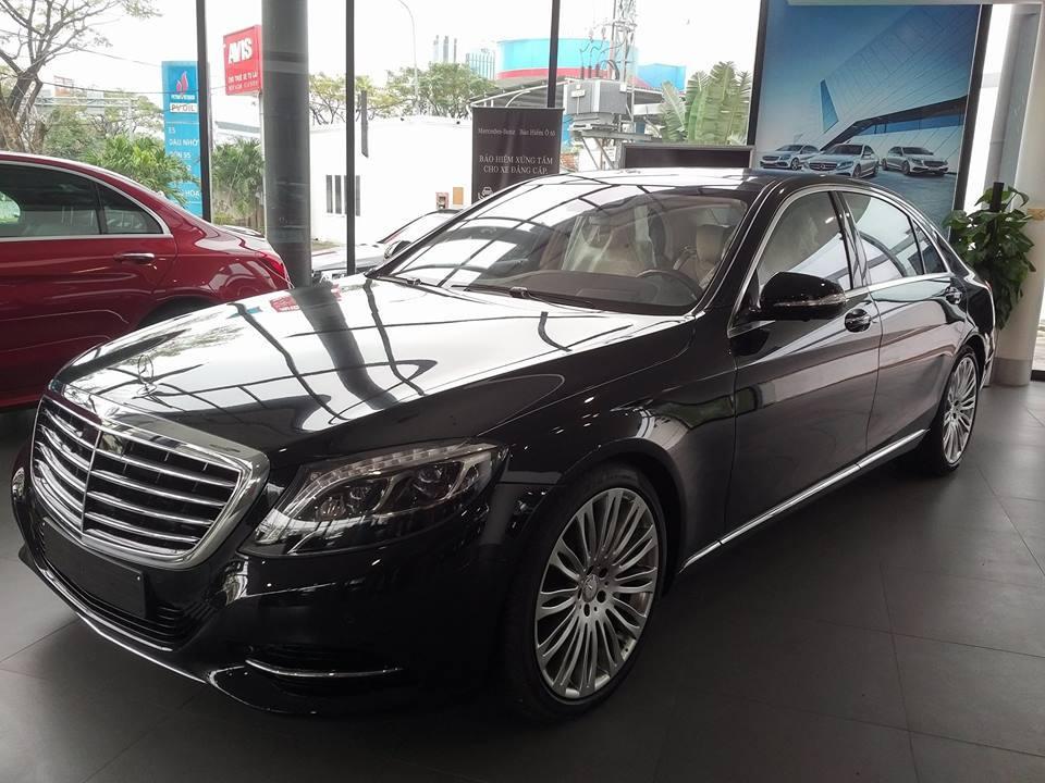 1 tỷ mua Mercedes S 500 'già chục tuổi': Yêu thì phải chiều