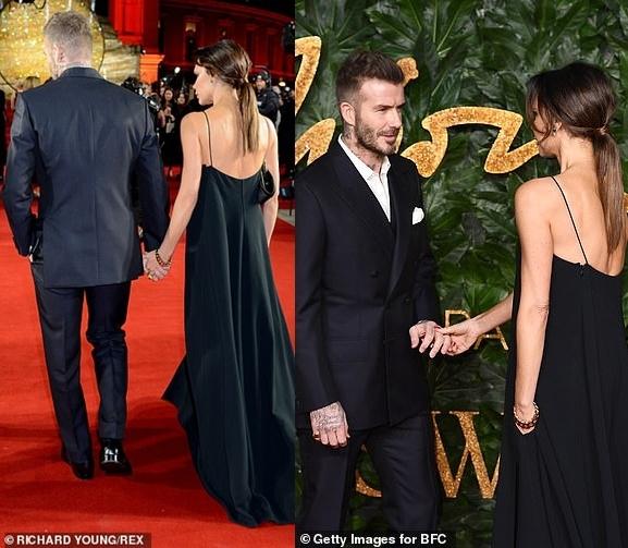 Vợ chồng David Beckham,Victoria Beckham