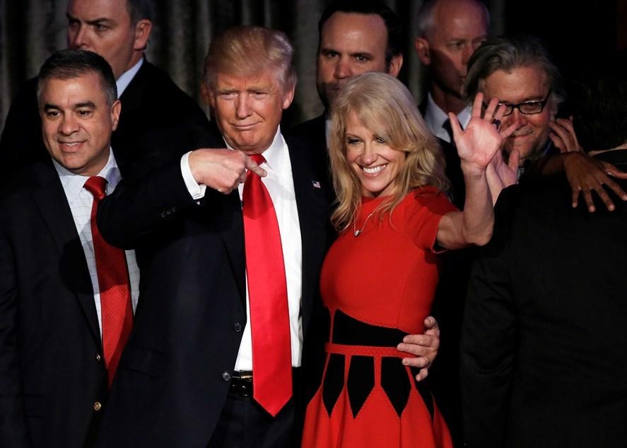 Cặp đôi quyền lực ở Washington chia rẽ vì ông Trump