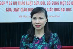 Đaị học Việt Nam: Khuyến khích sáp nhập thành trường lớn, đa ngành