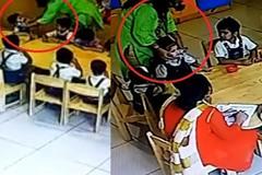 Giáo viên Ấn Độ dán băng dính vào miệng học sinh làm ồn