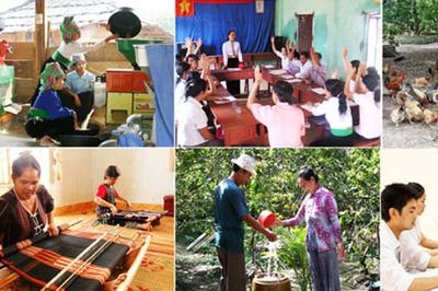 Quảng Nam nỗ lực xóa bỏ hộ nghèo cùng cực