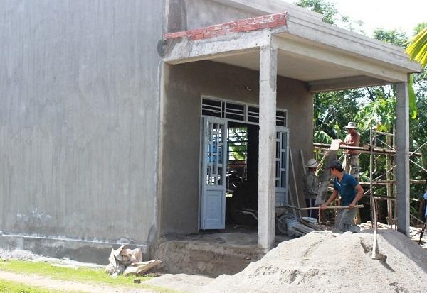 Đà Nẵng xây nhà chống bão cho 135 hộ nghèo