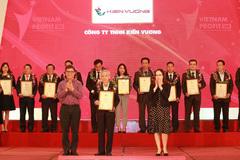 Kiến Vương vào Top 500 doanh nghiệp lợi nhuận tốt nhất 2018