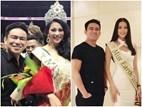 Rò rỉ tin nhắn Hoa hậu Trái Đất 2018 Phương Khánh và bác sĩ Chiêm Quốc Thái
