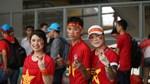 Việt Nam vs Malaysia: Bukit Jalil tạnh mưa, khán đài kín chỗ trước 2 tiếng