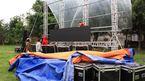Nhà Quang Hải, Văn Đức dựng rạp, mổ lợn xem chung kết AFF Cup 2018