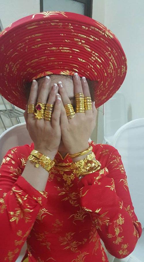 Đại gia chơi vàng vô đối: Cưới con tặng khối vàng - USD 11 tỷ đồng