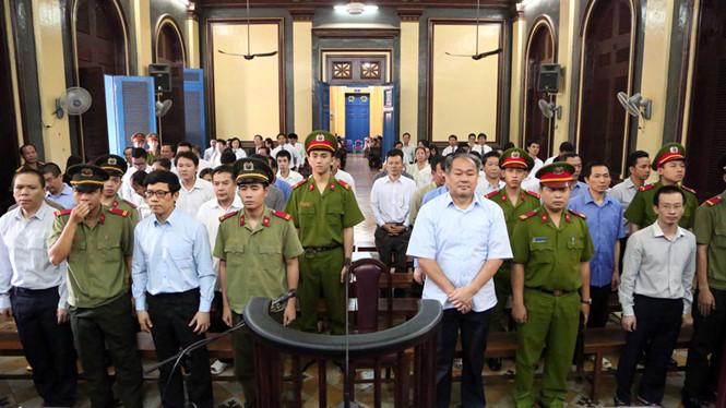 Tiếp tục xét xử đại án Phạm Công Danh