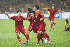 Video bàn thắng chung kết lượt đi Malaysia 2-2 Việt Nam