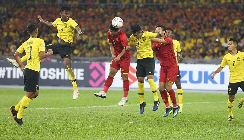 Tuyển Việt Nam,Malaysia,chung kết AFF Cup 2018