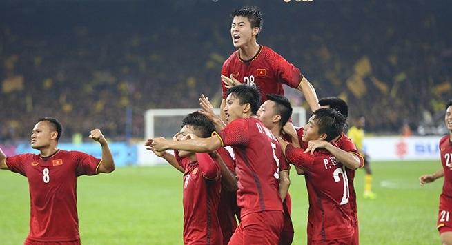 tuyển Việt Nam,HLV Park Hang Seo,tuyển Malaysia,Chung kết AFF Cup 2018