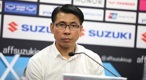 HLV Tan Cheng Hoe: Còn 90 phút nữa, Việt Nam đừng vội mừng