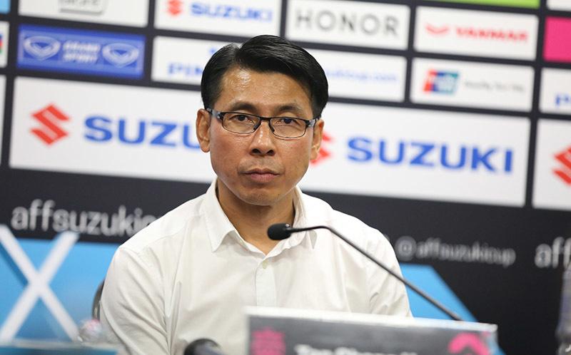 HLV Tan Cheng Hoe,Tuyển Việt Nam,Tuyển Malaysia,Chung kết AFF Cup 2018