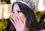 Hoa hậu Trái Đất Phương Khánh khóc nói về lùm xùm sau đăng quang