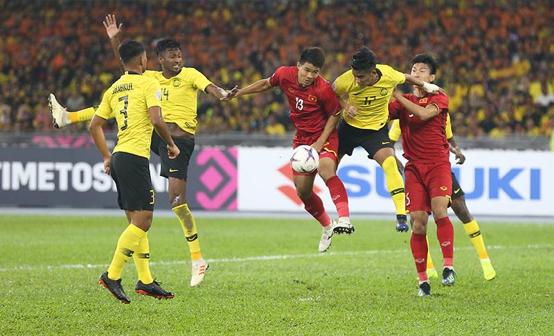 tuyển Việt Nam,HLV Park Hang Seo,Hà Đức Chinh,tuyển Malaysia,Chung kết AFF Cup 2018