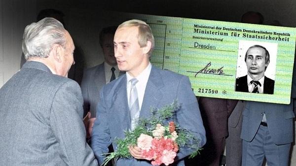 Putin,tổng thống Nga,cảnh sát ngầm,KGB,mật vụ