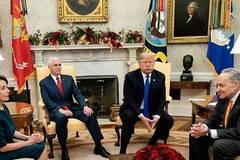 Tổng thống Mỹ nổi thịnh nộ, doạ đóng cửa chính phủ
