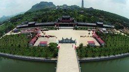 Đại gia Xuân Trường muốn làm siêu dự án tâm linh ở Chùa Hương