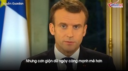 Tổng thống Pháp thừa nhận 'làm tổn thương nhiều người'